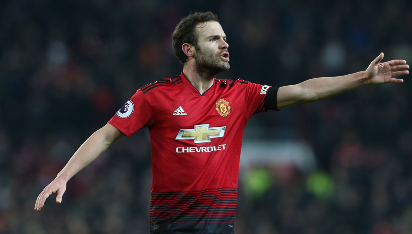 Simpel Buat Juan Mata untuk Pergi dari Manchester United